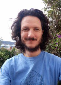 Warpmats maker Ian Jermyn