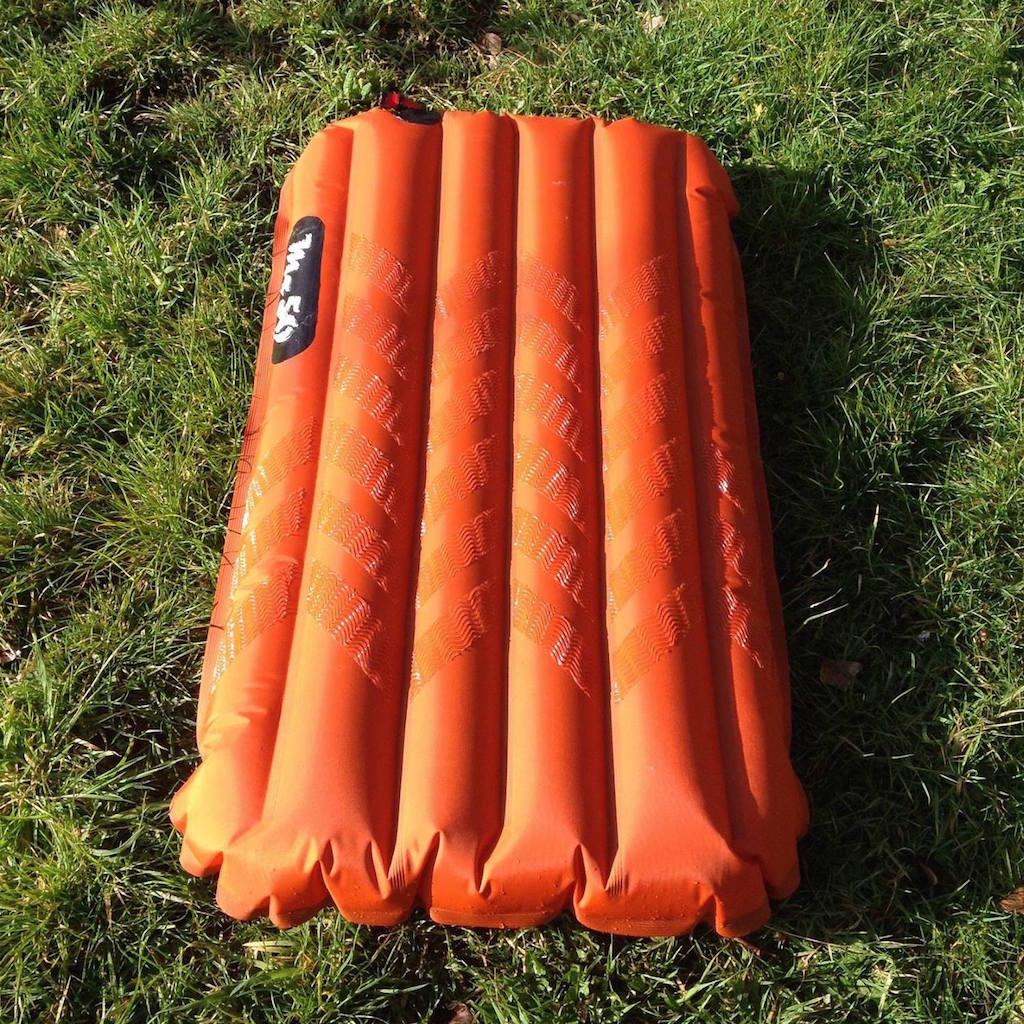 Warpmats All-Rounder Surfmat - Orange