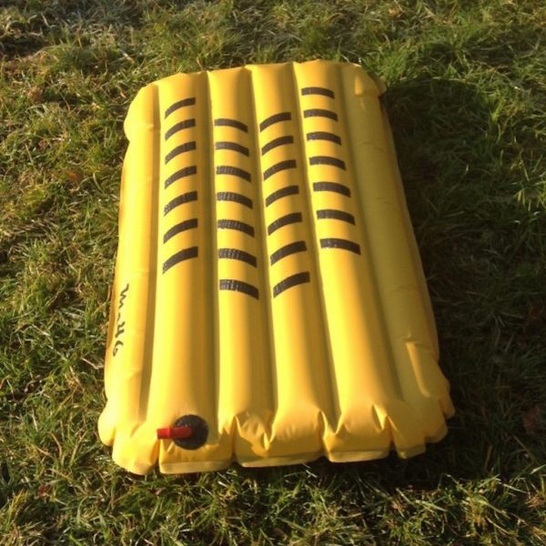Warpmats All-Rounder Surfmat - Yellow