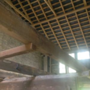 The Cornwall barn to be renovated for the production of Warpmats surf mats